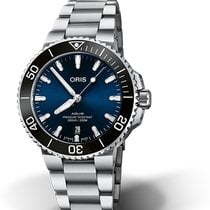 Oris Aquis Date new 2020 Automatic Watch with original box and original papers 01 733 7766 4135-07 8 22 05PEB