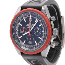 Breitling Chrono-Matic 49 Acero 49mm Negro