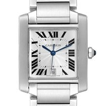 Cartier 28mm Automatic W51002Q3 pre-owned