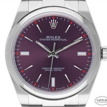 Rolex Oyster Perpetual 39 Ocel 39mm