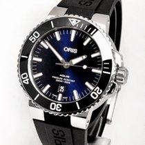 Oris Automatic Blue 43.5mm new Aquis Date