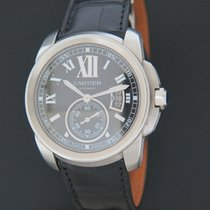 Cartier Steel 42mm Automatic W7100041 pre-owned