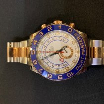 Rolex Yacht-Master II Gold/Steel 44mm White No numerals Malaysia, Ampang
