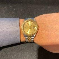 Rolex Datejust Turn-O-Graph Gold/Stahl 36mm Gold Deutschland, lüdenscheid