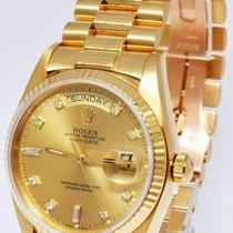 Rolex Day-Date 36 18038 1988 gebraucht