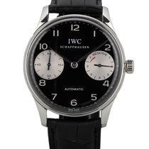 IWC Portuguese Automatic IW5000001 pre-owned