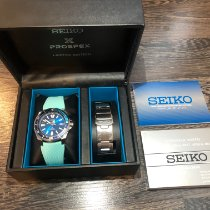 Seiko Steel 43,8mm Automatic SRPB09K1 pre-owned Finland, espoo