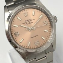 Rolex Steel 34mm Automatic 14000 pre-owned United Kingdom, HATFIELD