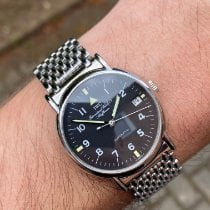 IWC Portofino Automatic Steel 34mm Black