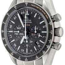 Omega Speedmaster HB-SIA Titanium 44.2mm Black No numerals United States of America, Texas, Dallas