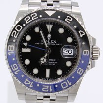 Rolex GMT-Master new 2020 Automatic Watch with original box and original papers 126710BLNR
