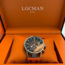 Locman Titane Remontage automatique 0516A01S-00BKORSO nouveau