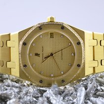 Audemars Piguet Royal Oak Gelbgold 35mm Gold