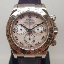 Rolex Or blanc 40mm Remontage automatique 116519 occasion France, LYON - Tassin La Demi Lune
