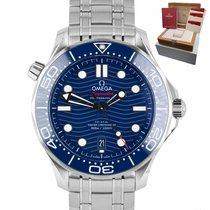 Omega Seamaster Diver 300 M Steel 42mm Blue United States of America, New York, Massapequa Park