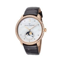 Girard Perregaux 1966 Rose gold 36mm Silver Roman numerals United States of America, Florida, Sarasota