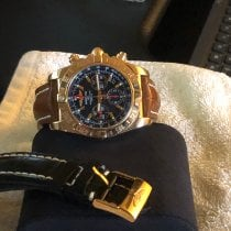 Breitling Chronomat 44 GMT Rose gold 44mm Black No numerals United States of America, Georgia, Decatur