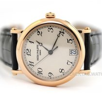 Patek Philippe Calatrava Rose gold 36mm Champagne United States of America, Florida, Aventura