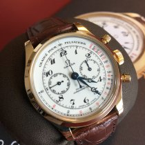 Omega Museum new 2011 Manual winding Chronograph Watch with original box and original papers 516.53.39.50.09.001