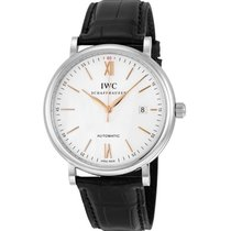 IWC Portofino Automatic Steel 40mm Silver No numerals United States of America, New York, New York