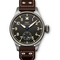IWC Big Pilot new 2019 Manual winding Watch with original box and original papers IW510301