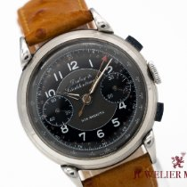 Dubey & Schaldenbrand Steel 36mm Manual winding pre-owned