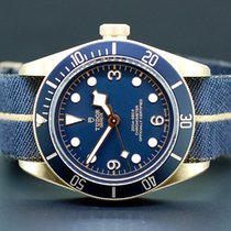 Tudor Black Bay Bronze Bronze 43mm Blue Arabic numerals