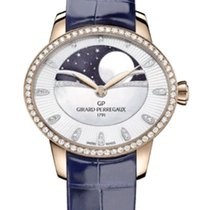 Girard Perregaux Cat's Eye Rose gold 35,4mm Mother of pearl