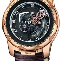Ulysse Nardin Freak Cruiser Or rose 45mm Noir Arabes