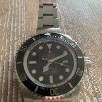 Rolex Sea-Dweller Deepsea Acero 44mm Negro Sin cifras España, Majadahonda