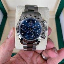 Rolex Daytona nuevo 2020 Automático Cronógrafo Reloj con estuche y documentos originales 116509