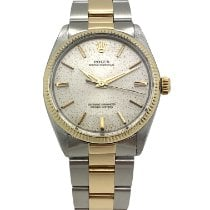 Rolex Oyster Perpetual 34 Gold/Steel 34mm Champagne No numerals United States of America, Florida, Winter Park