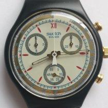 Swatch Women's watch 37.4mm Quartz new Watch with original box and original papers 1991