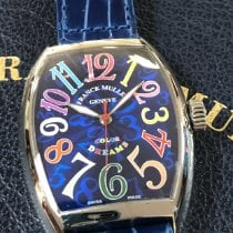 Franck Muller Color Dreams Steel United States of America, Texas, McAllen