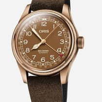 Oris Big Crown Pointer Date ORIS BIG CROWN BRONZE POINTER DATE, BROWN DIAL New Bronze 40mm Automatic