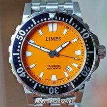 Limes 41.8mm Automatic pre-owned