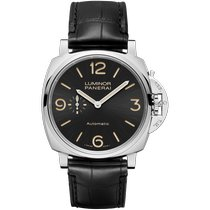 Panerai Luminor Due Acier 45mm Noir Arabes France, CANNES