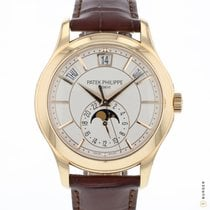 Patek Philippe Annual Calendar Or rose 40mm Blanc