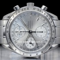 Omega Speedmaster Day Date Steel 39mm Silver