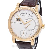 A. Lange & Söhne Lange 31 Rose gold 45.9mm Silver
