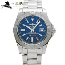 Breitling Avenger II GMT A3239011/C872 Good Steel 43mm Automatic