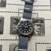 CWC Acero 38mm Cuarzo W10 G10 1997 British Army issued usados