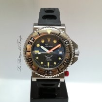 Squale Steel 44mm Automatic Tiger 064 new