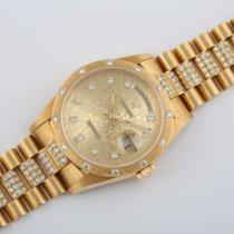 Rolex Day-Date nouveau 1989 Remontage automatique Montre uniquement 18308