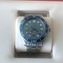 Omega Seamaster Diver 300 M Steel 42mm Grey No numerals UAE, dubai