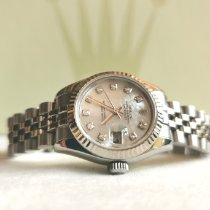 Rolex Lady-Datejust Steel 26mm Mother of pearl No numerals United Kingdom, Plymouth