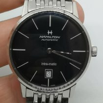 Hamilton Intra-Matic H38455151 pre-owned