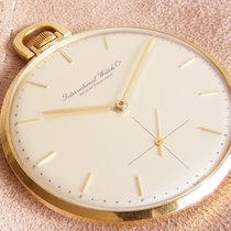 IWC Yellow gold 45mm Manual winding IWC Ref. 210 pre-owned