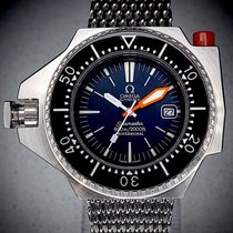 Omega Seamaster PloProf Staal 45mm