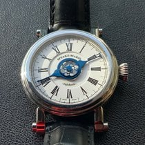 Speake-Marin Steel 42mm Automatic PIC.10022 new
